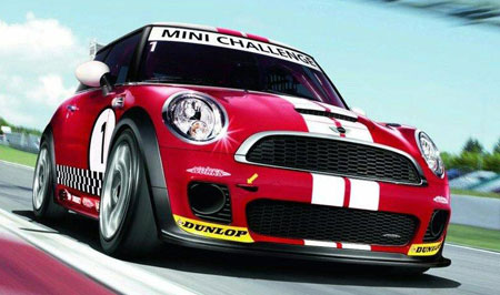 mini cooper s r56 delineation