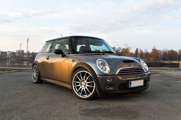 sto tuning mini cooper s r56 turbo evolution sto mrctuning. Black Bedroom Furniture Sets. Home Design Ideas