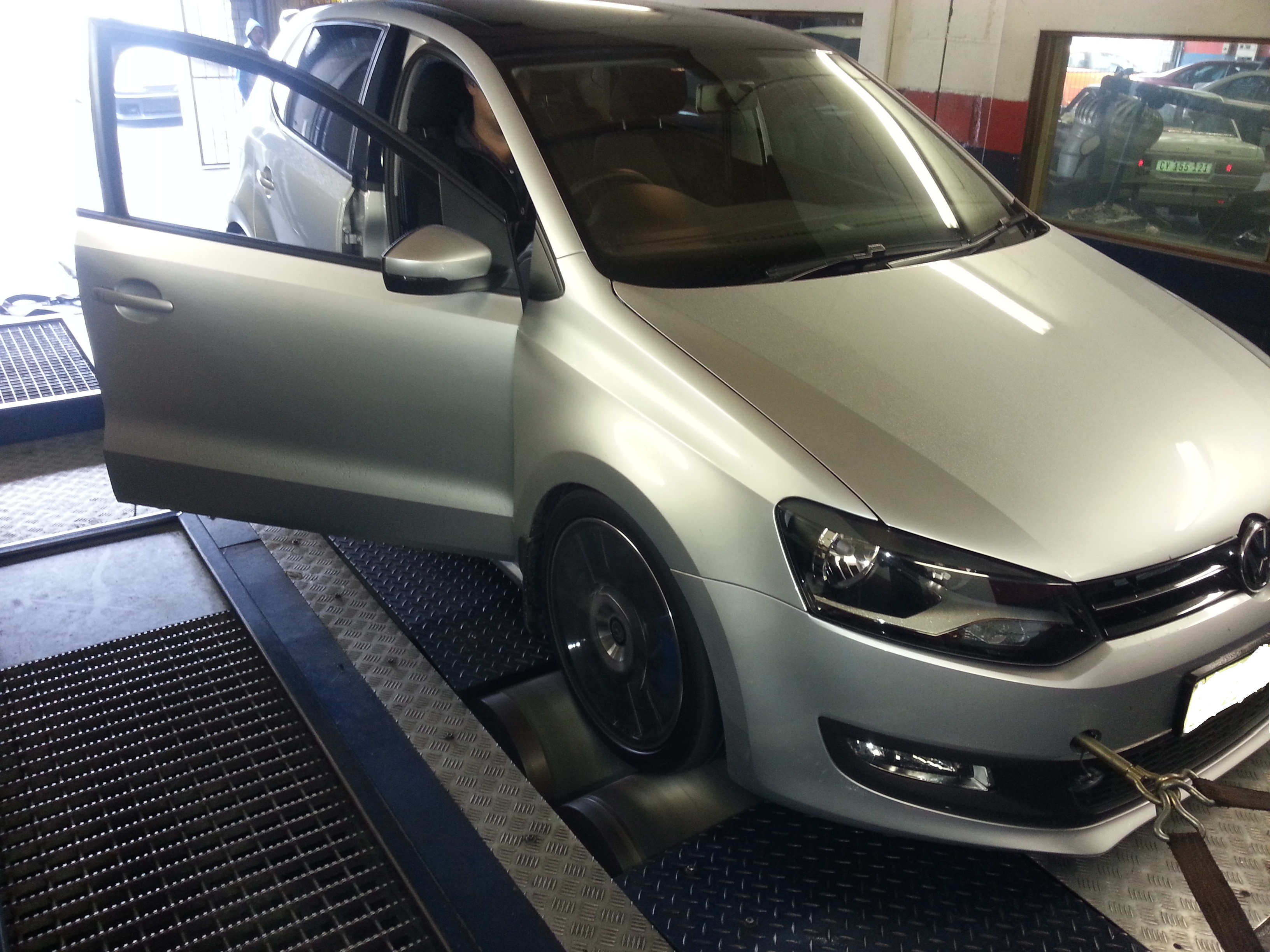 Vw Polo 6r 1 6 Tdi Sto Tuned Evolution Sto Mrctuning